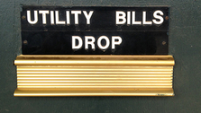 Pond Creek Utility Bill Payment Drop Box