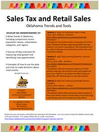 Sales Tax & Retail Sales Trends & Analysis Webinars